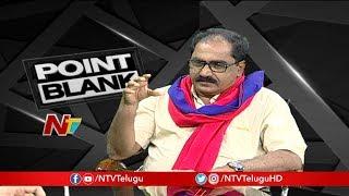 CPM leader, Tammineni Veerabhadram, excl. interview; Point..