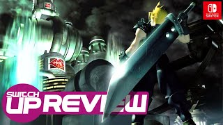 Final Fantasy VII Switch Review - FINALLY THE FANTASY I WANTED!
