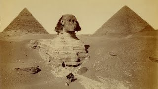 Great Wonders: The Great Sphinx and the Pyramids of Giza