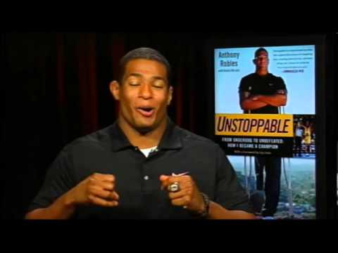 Anthony Robles Great Interview - YouTube