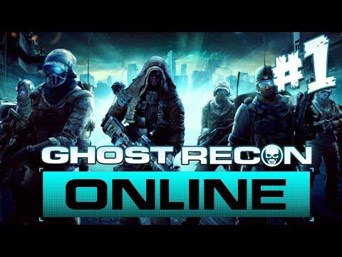 Ghost Recon Online #1 - Początki bywają.. ZAJEBISTE :D - Vertez Let's Play / Zagrajmy w