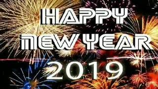 Rajendar singh happy  new year deta he