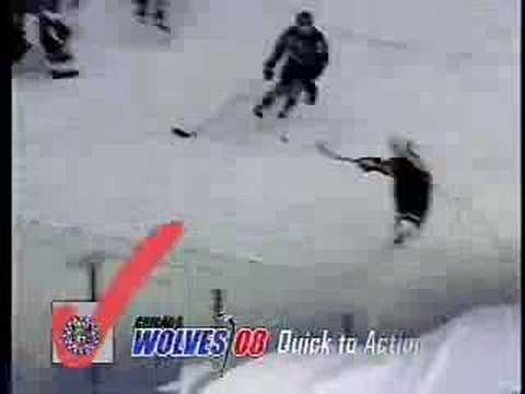 Chicago Wolves new tv commercial