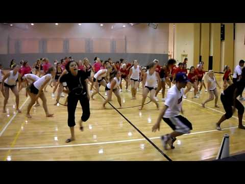 2010 AmeriCheer & AmeriDance Master Class with GEV