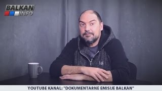 BALKAN INFO: Draža Petrović - Milomir Marić seče sve delove emisije koji smetaju Aleksandru Vučiću!