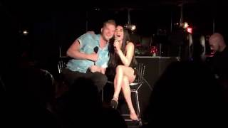When You Believe - Nina Nelson and Scott Hoying LIVE