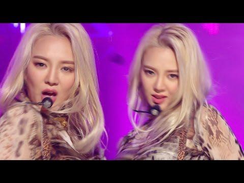 《Solo Debut》 HYOYEON (SNSD(소녀시대 효연)) - Mystery @인기가요 Inkigayo 20161204