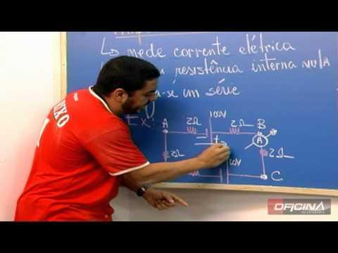 Dica de Física - Medidores Elétricos Ideais
