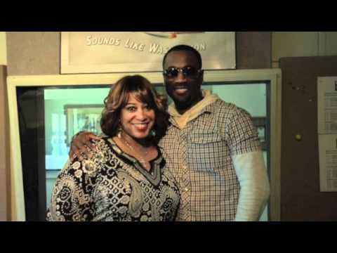 WHUR - Triscina Grey Interview with Q-Parker - YouTube