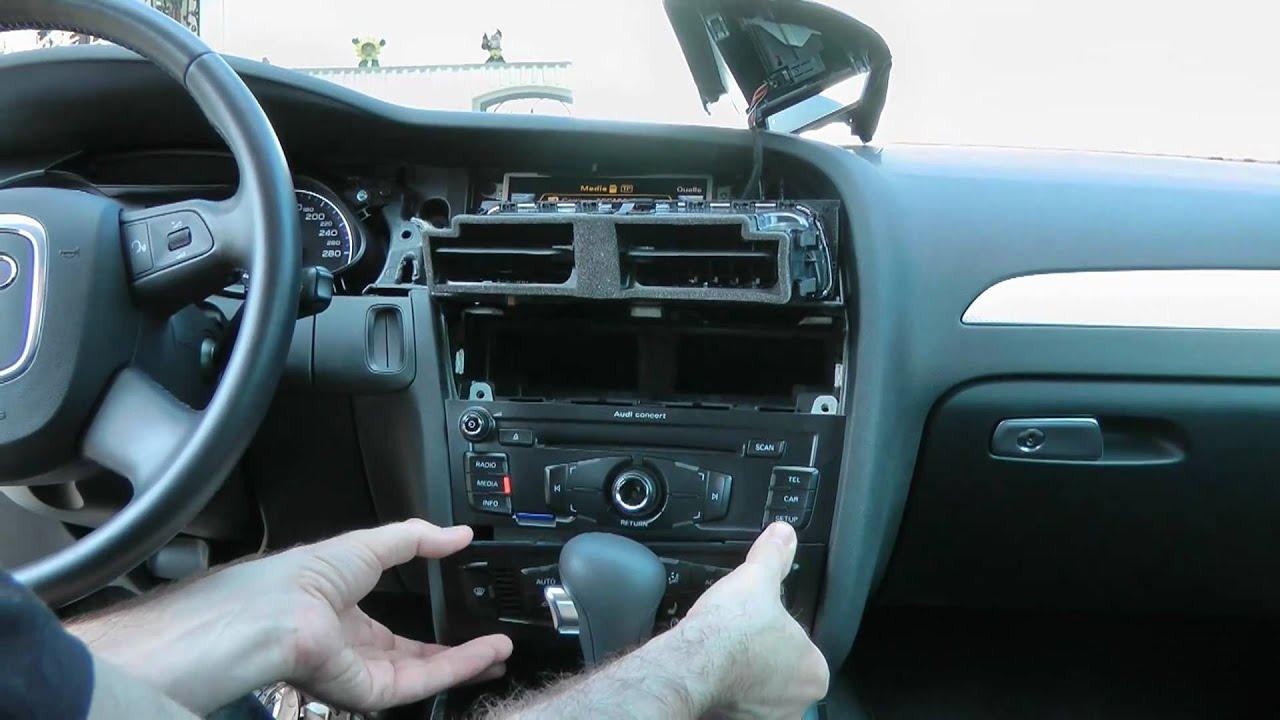 Audi mmi 3g Hdd Navigation plus Dvd Europe version 2014