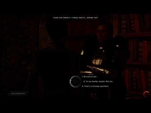 Dragon Age Inquisition - Barrack Gossip/Kiss (Cullen Romance PC Part 9)