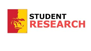 '2017 Student Research Colloquium - Introduction