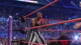 Wrestling Match -  Floyd may weather vs Big Show
