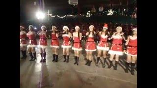 Secundaria 11 de Torreón. Navidad Rock 2015.