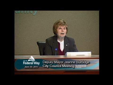 06/20/2017 - Federal Way City Council - Regular Meeting