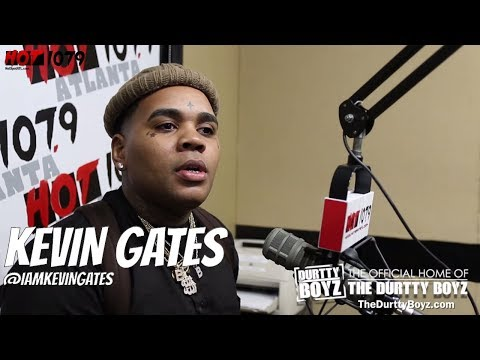 Kevin Gates Shares What His Tattoo's Signify To Him & How His Tattoo Artist Committed Suicide