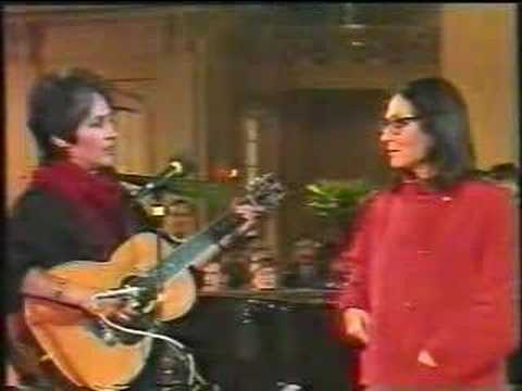 Joan Baez and Nana Mouskouri - Plaisir d'amour