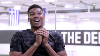 Giannis One-On-One: Kobe Bryant Summer Workout | Part 3