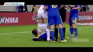 Những tình huống bóng đá hài hước nhất - Video bóng đá hài hước nhất