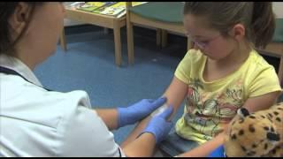 Leeds Children's Hospital MRI Video