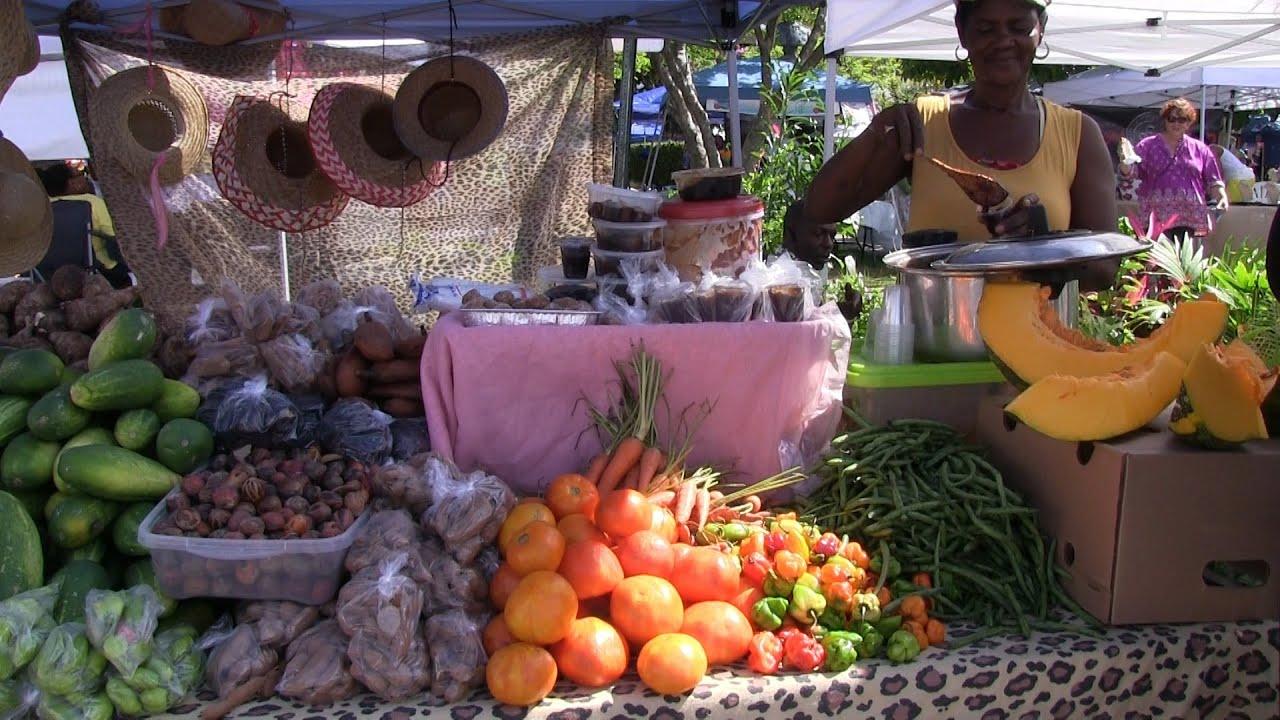 Virgin Islands Food Culture
