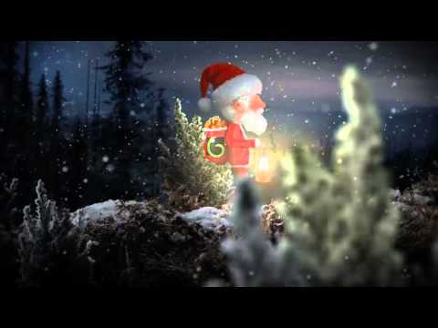 Santa Claus - Merry Christmas and Happy New Year | VideoHive Templates | After Effects Project Files