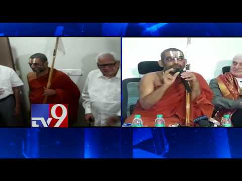 Chinna Jeeyar Swamy launches Homoeopathic Research Center in JIMS hospital
