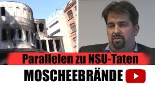Moscheebrände in Deutschland - Aiman Mazyek im Interview - Zentralrat der Muslime