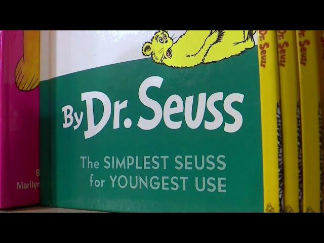 美國暢銷童書作家蘇斯博士6著作 涉種族歧視停止出版