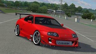 LFS - Tuned Toyota Supra