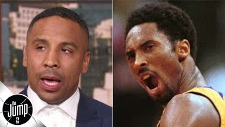 Kobe Bryant 'got snuck' when Chris Childs punched him in 2000 - Andre Ward | The Jump