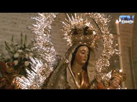 Besamanos Virgen de la Salud de San Isidoro