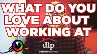 "Hear From Our Employees | ""Why I Love Working At DLP!"""