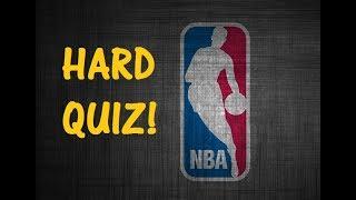Hard Quiz on NBA Records! - National Basketball Association History