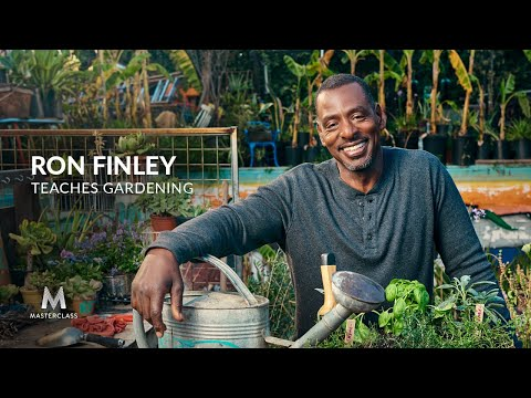 Ron Finley | Teaches Gardening | Official Trailer | MasterClass