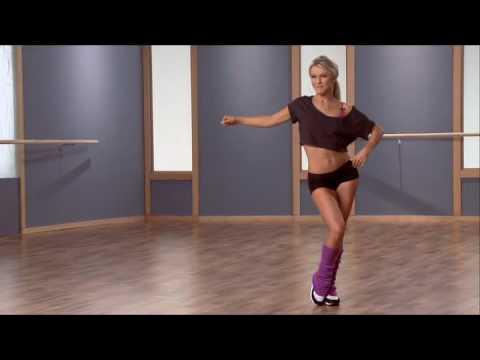 Julianne Hough dancing workout - YouTube