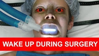 What If You Wake Up During Surgery?