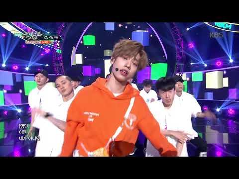 뮤직뱅크 Music Bank - YA YA YA - MXM.20180907