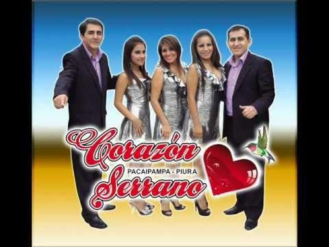 corazon serrano - Nunca deje de Amarte Primicia 2012
