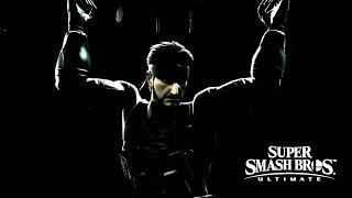 Solid Snake Montage 1 - Smash bros. Ultimate w/ Jonny Westside