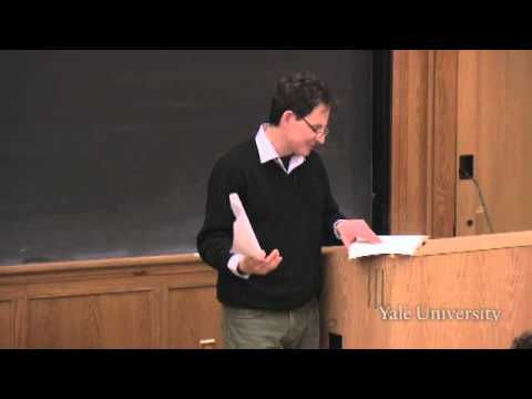 Yale Open Course: Modern Poetry - cover
