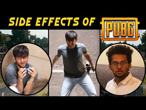 Side Effects of PUBG | Funcho Entertainment