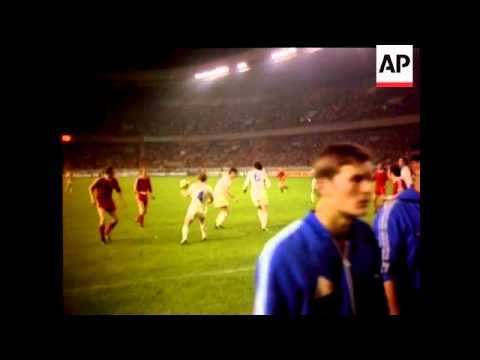 Leeds V Bayern Munich - European Cup Final - NO SOUND - 1975
