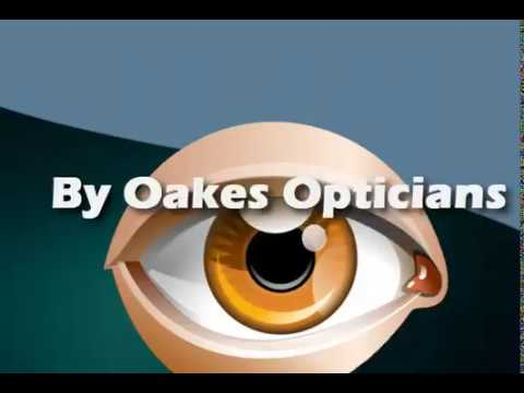 Coloured Contact Lenses By Oakes Opticians