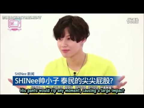 [ENG|720p] 160926 2min Talking about Pants Ripping MY SMT Cut