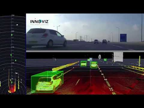 Based on Innoviz's advanced Perception Software, InnovizAPP enables a safe autonomous driving experience as it identifies, detects and classifies objects.