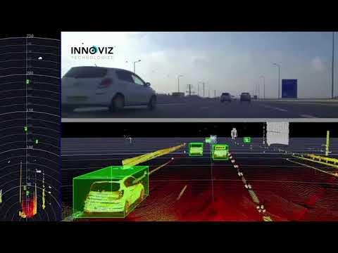 Innoviz Launches Revolutionary Automotive Perception Platform to...