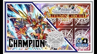 BCS Autumn Circuit 2017 PH Champion - Nova Grappler (Victor) Deck Profile