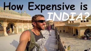 How Expensive is Traveling in INDIA? A Day in Jaipur