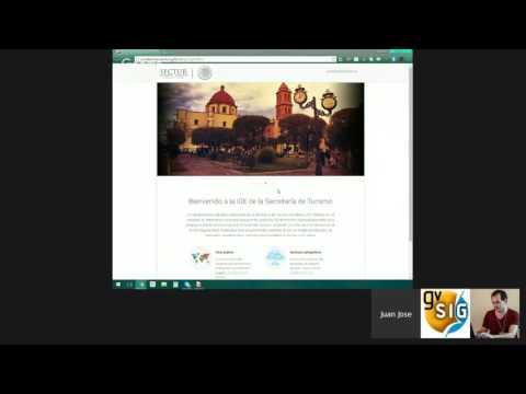 gvSIG Festival - gvSIG Online: IDE para la Secretaría de Turismo de México